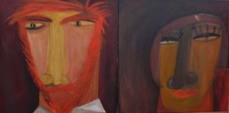 Un par de narices  - Lucia Valverde