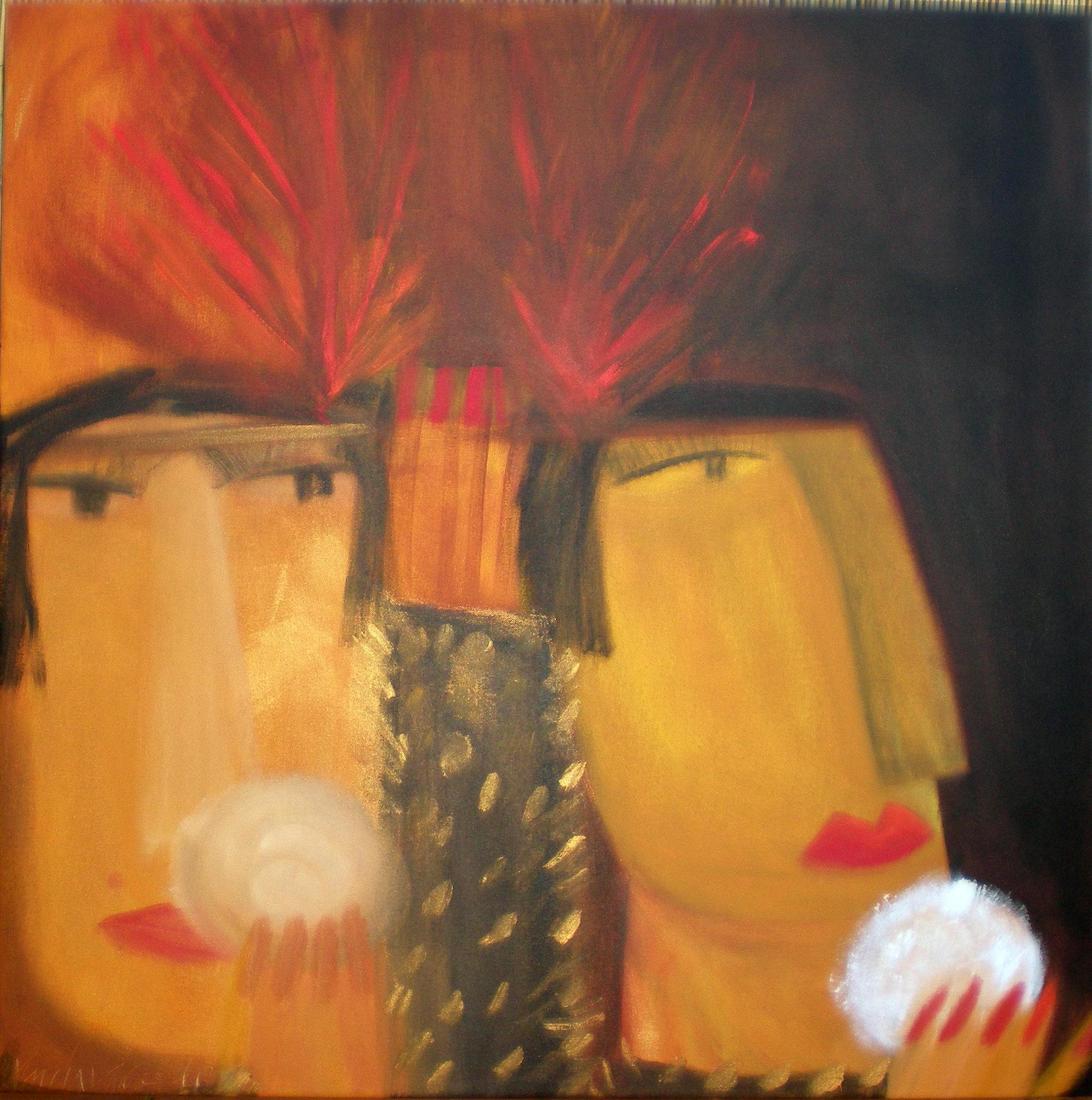 luciernagas y a lo loco - Lucia Valverde